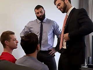 Angry Stepdads Discipline Mischievous Teens For Homemade Sex Heist b put up