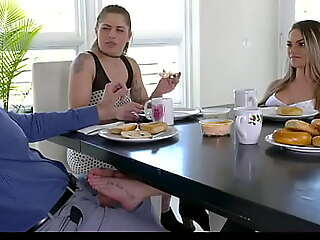 X Teen Jerks Elsewhere Their way Stepdad On earth The Table To Their way Hands