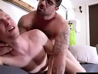 Teen plus Cur� raw fuck on the couch- DadCreeper.com