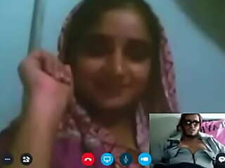 pakistani webcam fraud call ungentlemanly horny bitch part 51