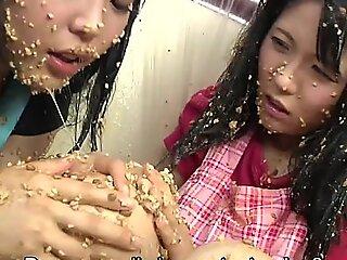 副标题为极端日本纳豆喷莱斯博斯岛
