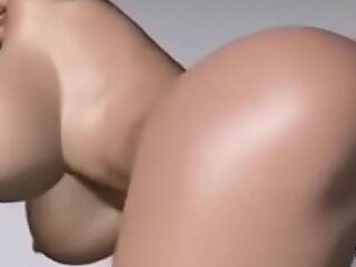 蒂法的大屁股他妈的3D