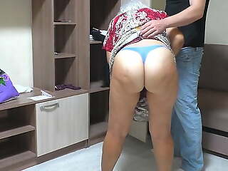 My old mom housewife with big ass and loves anal sex