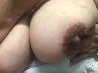 Real school teacher showing her boobs