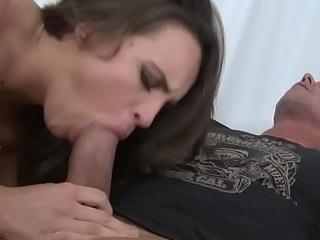 Teal Conrad enjoys big dick ride