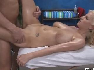Naked massage episodes