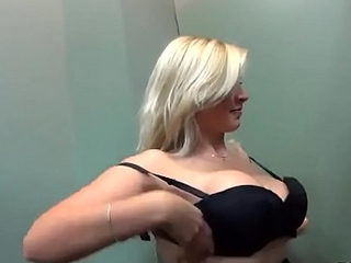 Glamorous czech highly priced is tempted in the supermarket and pounded in pov